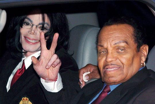 Joe s Michaelem měli komplikovaný vztah.