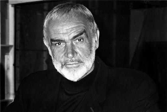 Sean Connery zemřel loni ve věku 90 let.