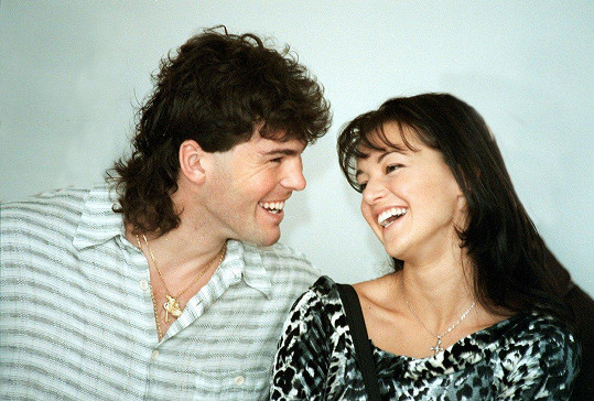 Iva Kubelková a Jaromír Jágr spolu chodili v devadesátých letech.