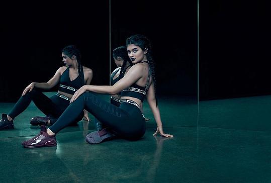 Kylie má na internetu obrovský dosah, značky ji proto často využívají k propagaci svých produktů.