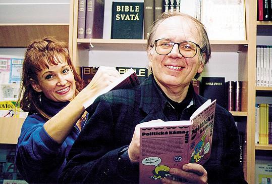 Miloslav Šimek a Zuzana Bubílková