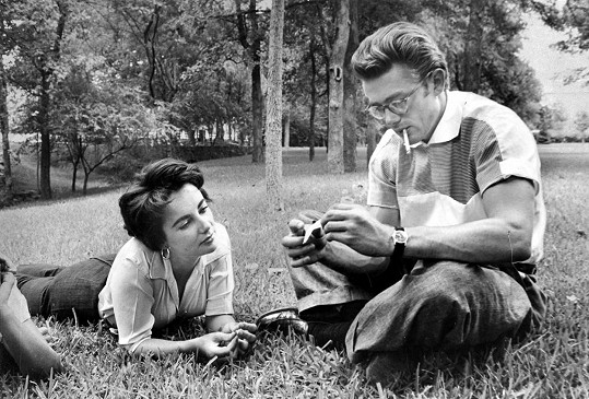 Jednou z jeho slavných milenek byla i Elizabeth Taylor.