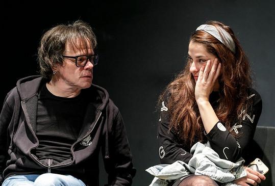 Monika Potokárová s manželem Robertem, který ji našel mrtvou doma.