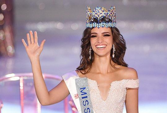 Vanessa Ponce se stala Miss World 2018.