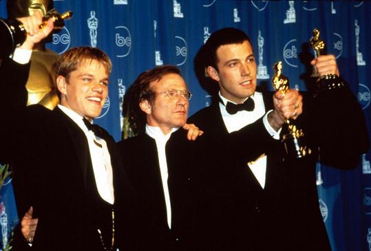 V roce 1998 Affleck a Damon získali Oscara za nejlepší scénář. Robin Williams díky jejich filmu uspěl jako nejlepší vedlejší herec.