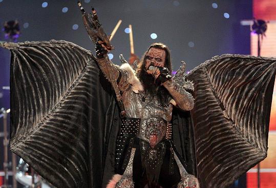 Stejně tak démoničtí Lordi z Finska.