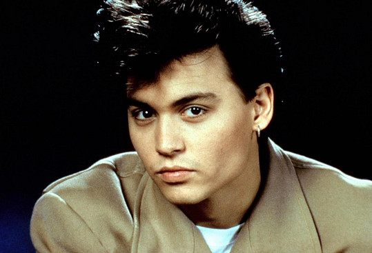 Podívejte se na Johnnyho zamlada.