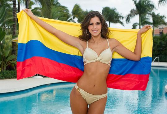 V Kolumbii není o krásné ženy nouze.