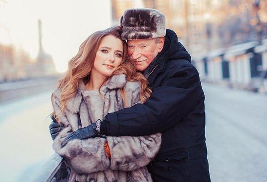 Ivan Krasko se prý chce rozvést s manželkou Nataliou.