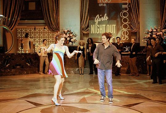 Jennifer Garner a Mark Ruffalo ve snímku Přes noc třicítkou