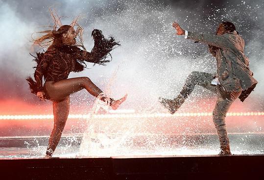 Beyoncé a rapper Lamar Kendrick