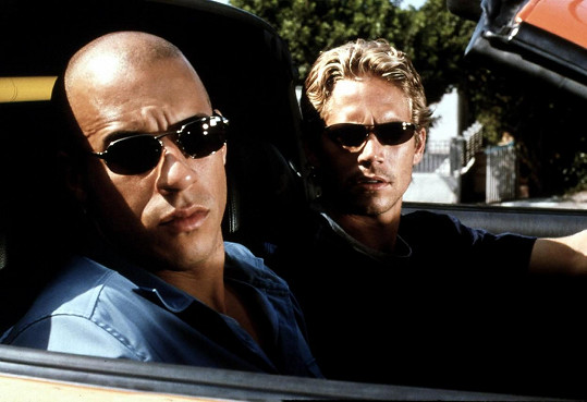 Vin Diesel si byl s kolegou velmi blízký.
