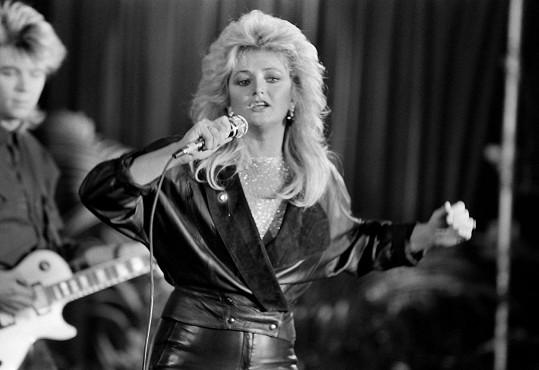 Bonnie Tyler v roce 1984