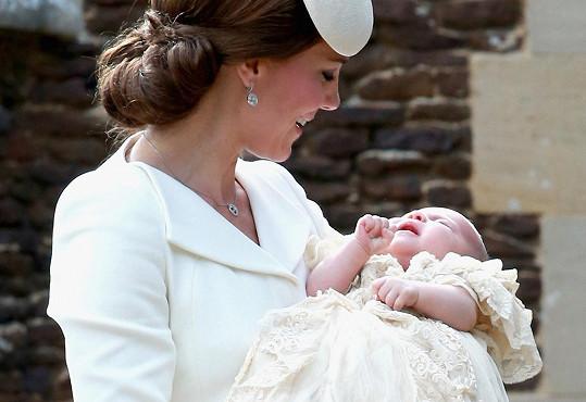 Princezniny křtiny