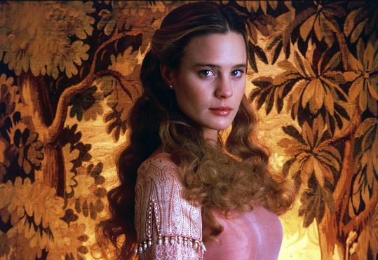 Robin Wright ve filmu Princezna Nevěsta