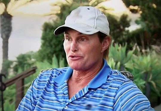 Bruce Jenner poprvé přiznal záměr stát se ženou.