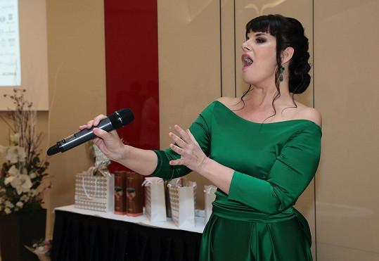 Operní pěvkyně tehdy nevěděla, o jakou nemoc se jedná.