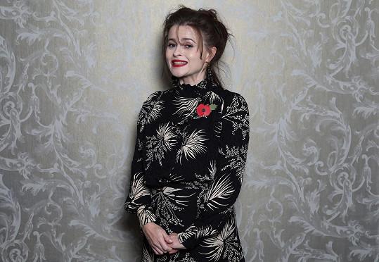 Helena Bonham Carter pochybovala, že to někdy dotáhne až do Hollywoodu.