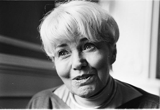 Sylva Langová se provdala za Brita. V ostrovním království si pak žila svůj velký herecký sen.