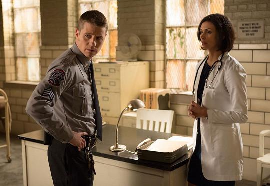 Ben a Morena v seriálu Gotham