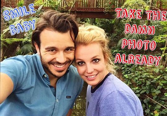 Vzpomínky na poslední lásku Britney zlikvidovala.