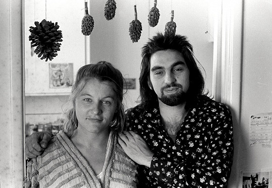 DiCapriovi rodiče Irmelin a George v 70. letech