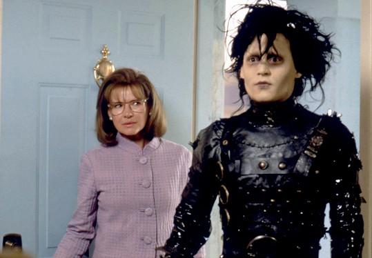 Herečka ve filmu Střihoruký Edward