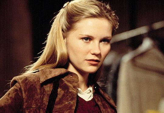 Kristen Dunst si už jako velmi mladá zahrála v celé řadě úspěšných filmů.