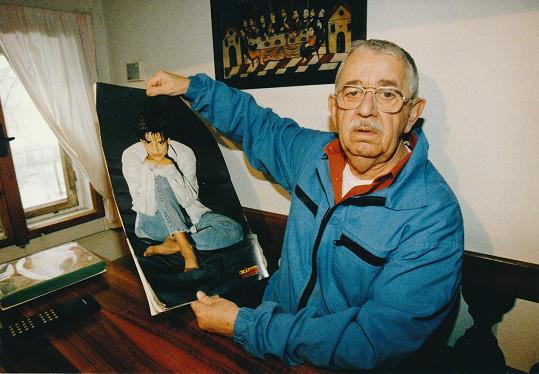 Vlastimil Brodský zemřel před 18 lety.