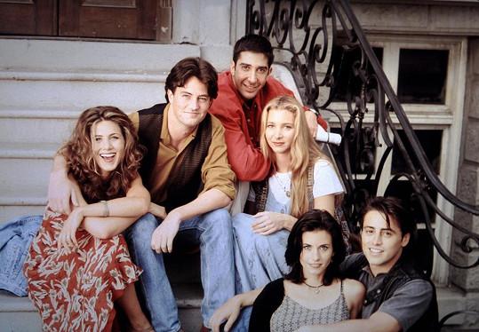 Takhle společně začínali v roce 1994.