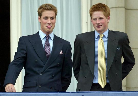 Mnoho žen se toužilo stát jeho princeznou. V roce 2002 mu ještě Harry nebyl takovým konkurentem.