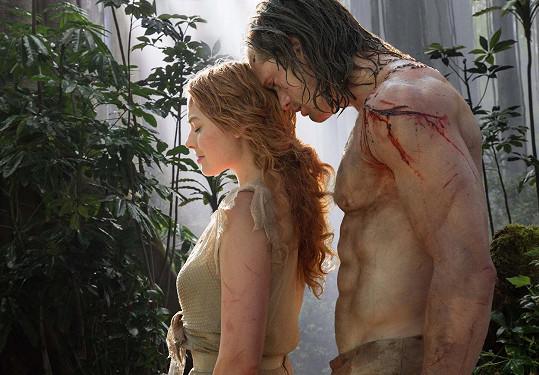 Tarzanovu lásku si zahraje Margot Robbie.