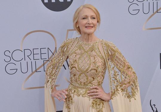 """Už na škole se jí přezdívalo """"druhá Meryl Streep""""."""