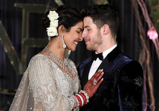 Svatební ceremonie probíhaly několik dní.