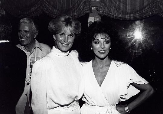 S Joan Collins neboli seriálovou Alexis