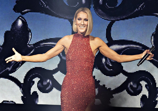 Céline Dion by se prý lásce nebránila.