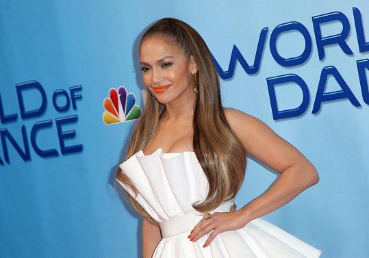 Jennifer Lopez snad nestárne.