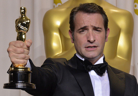 Jean Dujardin získal v roce 2012 Oscara za hlavní roli ve filmu The Artist.