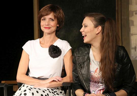 S herečkou Eliškou Jansovou si zahrají ve hře Divadla U Valšů Polib tetičku aneb Nikdo není bez chyby.