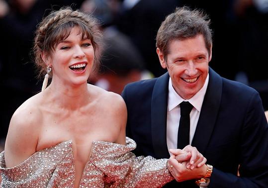 Rodinu herečka založila s režisérem Paulem W. S. Andersonem.