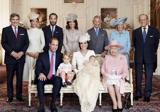 Donna Air se nestane součástí britské královské rodiny.