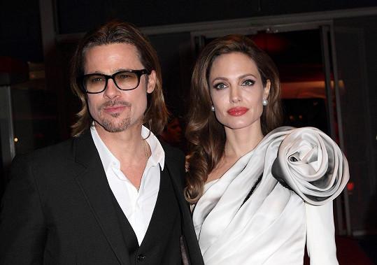 Rozvod Brada a Angeliny je tématem číslo jedna.