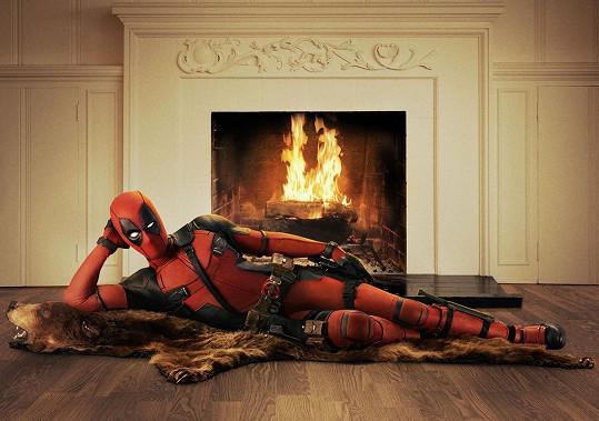 Ryan vtrhne do kin jako komiksový hrdina Deadpool.