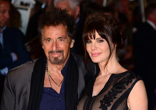 Lucila Solá a Al Pacino