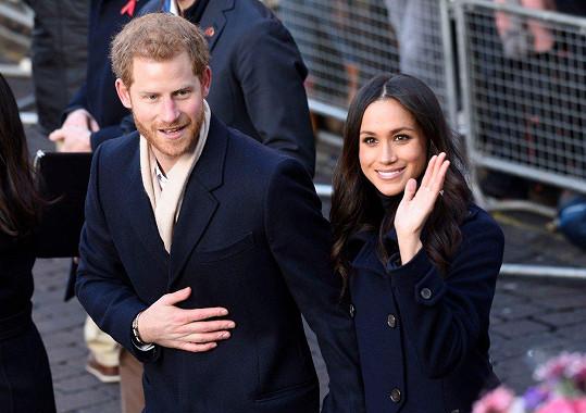 Její příští rolí bude manželka prince Harryho.