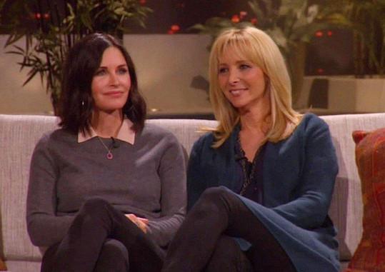 Lisa i Courteney zůstaly blízkými přítelkyněmi.