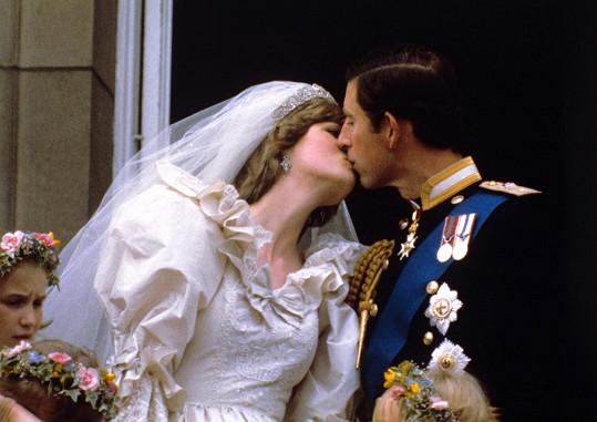 Vzali se 29. července 1981.