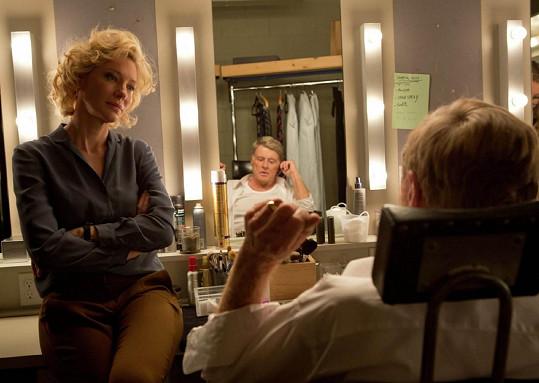 Ve filmu Truth si Cate zahrála s Robertem Redfordem.