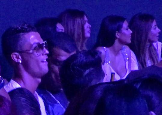 Potkal se i s Kim Kardashian.