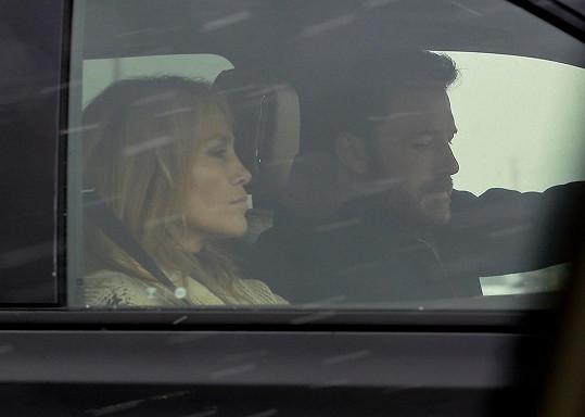 Jennifer strávila s Affleckem minulý týden v Montaně.
